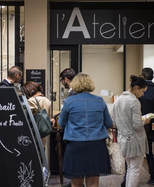 Paris retail tours